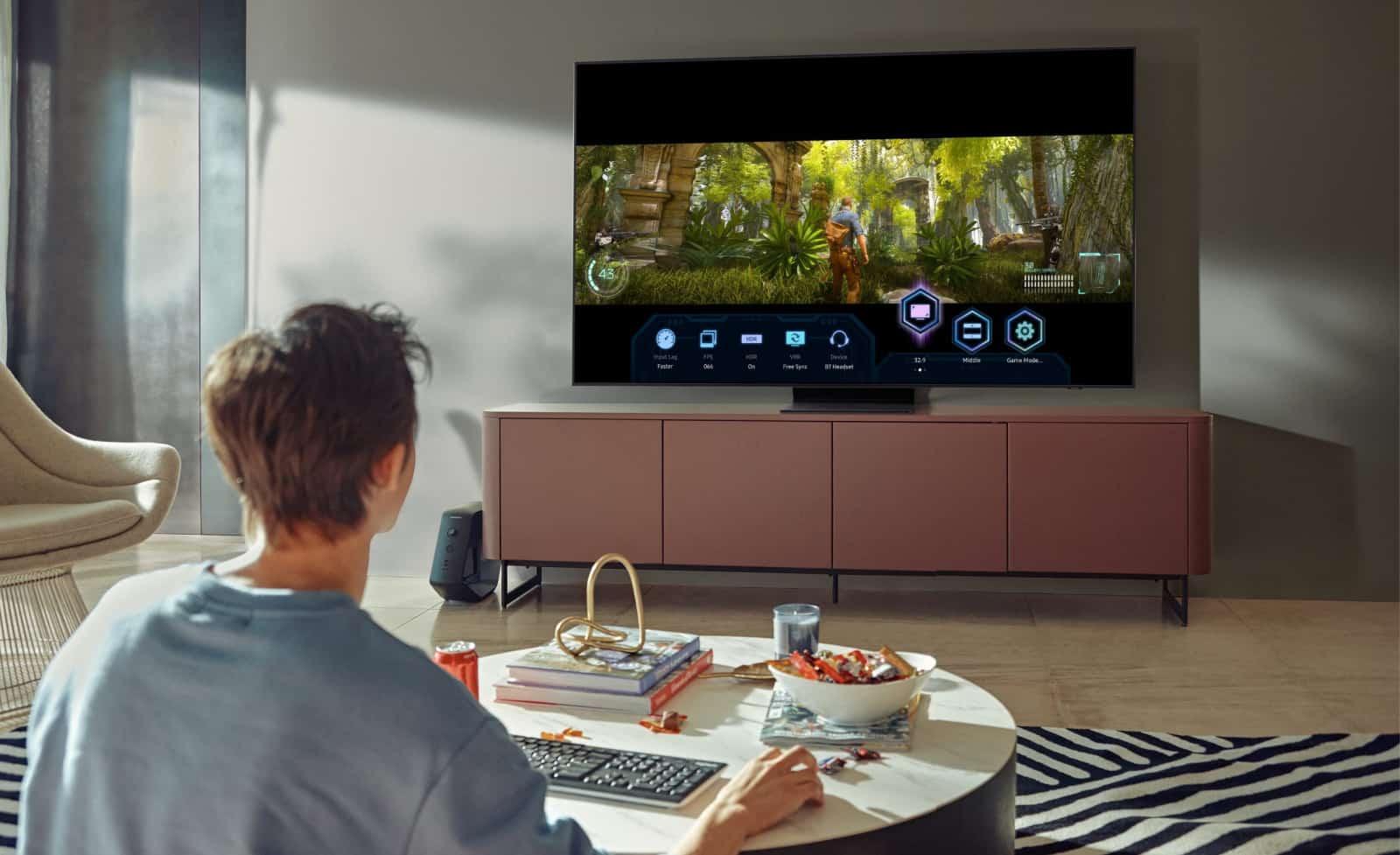 Perfect Gaming Modalità di gioco TV