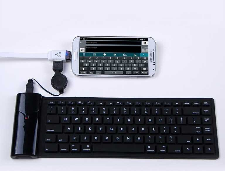 connect android with keyboard and mouse
