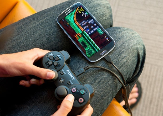 play games on android with game controllers